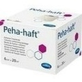 PEHA-HAFT Fixierbinde latexfrei 6 cmx20 m