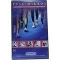 MIKROS Fußbandage NV XL
