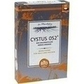 Cystus 052 Organic Lozenges Honey Orange