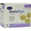 DERMAPLAST sensitive Pflasterstrips 22 mm