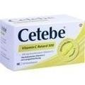 CETEBE Vitamin C Retardkapseln 500 mg