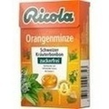 RICOLA o.Z. Box Orangenminze Bonbons