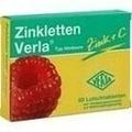ZINKLETTEN Verla Himbeere Lutschtabletten