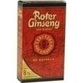 ROTER GINSENG Gintec 8% Kapseln