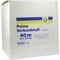 PALMA Verbandmull 80 cm 40 m Rolle o.Spender