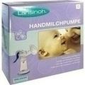 LANSINOH Handmilchpumpe m.2x150 ml Flaschen