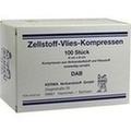 ZELLSTOFF VLIES KOMPRESSEN 6x8 cm unsteril