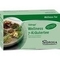 SIDROGA Wellness 7-Kräutertee Filterbeutel