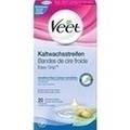 VEET Enthaarungsstreifen Sensitive