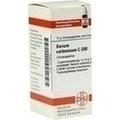 BARIUM CARBONICUM C 200 Globuli