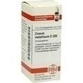 ZINCUM METALLICUM D 200 Globuli