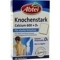 ABTEI Knochenstark Calcium 600+D3 Tabletten
