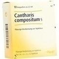 CANTHARIS COMPOSITUM S Ampullen