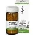 BIOCHEMIE 21 Zincum chloratum D 6 Tabletten