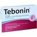 TEBONIN® 120mg bei Ohrgeräuschen Filmtabletten