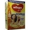 MILUPA GRIESSBREI m.Milch ab dem 8.Monat