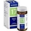 BIOCHEMIE Orthim 17 Manganum sulfuricum D 12 Tabl.