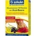 GLUCOMANNAN+B-Vitamine mit Acai-Beere Kapseln