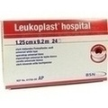 LEUKOPLAST Hospital 1,25 cmx9,2 m