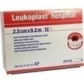 LEUKOPLAST Hospital 2,5 cmx9,2 m
