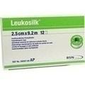 LEUKOSILK 2,5 cmx9,2 m