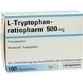 L-TRYPTOPHAN-RATIOPHARM 500 mg Filmtabletten