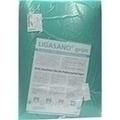 LIGASANO grün gro.Platten 2x90x190 cm unsteril