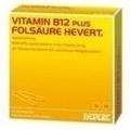 VITAMIN B12 plus Folsäure Hevert á 2 ml Ampullen