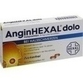 AnginHEXAL® dolo Halspastillen