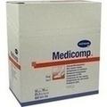 MEDICOMP Kompressen 10x10 cm steril