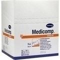 MEDICOMP Drain Kompressen 7,5x7,5 cm steril