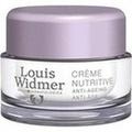WIDMER Creme Nutritive leicht parfümiert