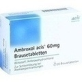 AMBROXOL acis 60 mg Brausetabletten