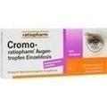 CROMO-RATIOPHARM Augentropfen Einzeldosis