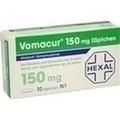 VOMACUR 150 mg Zäpfchen