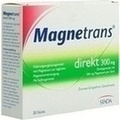 MAGNETRANS direkt 300 mg Granulat