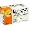 EUNOVA Multi Vitalstoffe Aktiv Complex Dragees