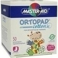 ORTOPAD cotton boys junior Augenokklusionspflaster