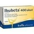 Ibubeta® 400 akut Filmtabletten
