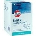 Emser physiological nasal cleansing salt sachet
