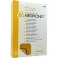 MEDIHONEY antibakterieller Gelverband 5x5 cm