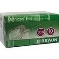 OMNICAN fine Pen Kanüle 30 G 0,30x10 mm