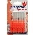 INTERPROX reg super micro orange Interdentalb.Blis