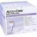 ACCU CHEK Safe T Pro Uno II Lanzetten
