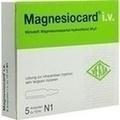 MAGNESIOCARD i.v. Injektionslösung