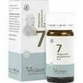 BIOCHEMIE Pflüger 7 Magnesium phos.D 6 Tabletten