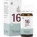 BIOCHEMIE Pflüger 16 Lithium chlorat.D 6 Tabletten