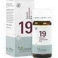 BIOCHEMIE Pflüger 19 Cuprum arsenic.D 6 Tabletten