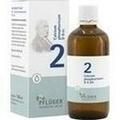 BIOCHEMIE Pflüger 2 Calcium phosph.D 6 Tropfen