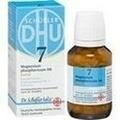 BIOCHEMIE DHU 7 Magnesium phos.D 6 Karto Tabletten